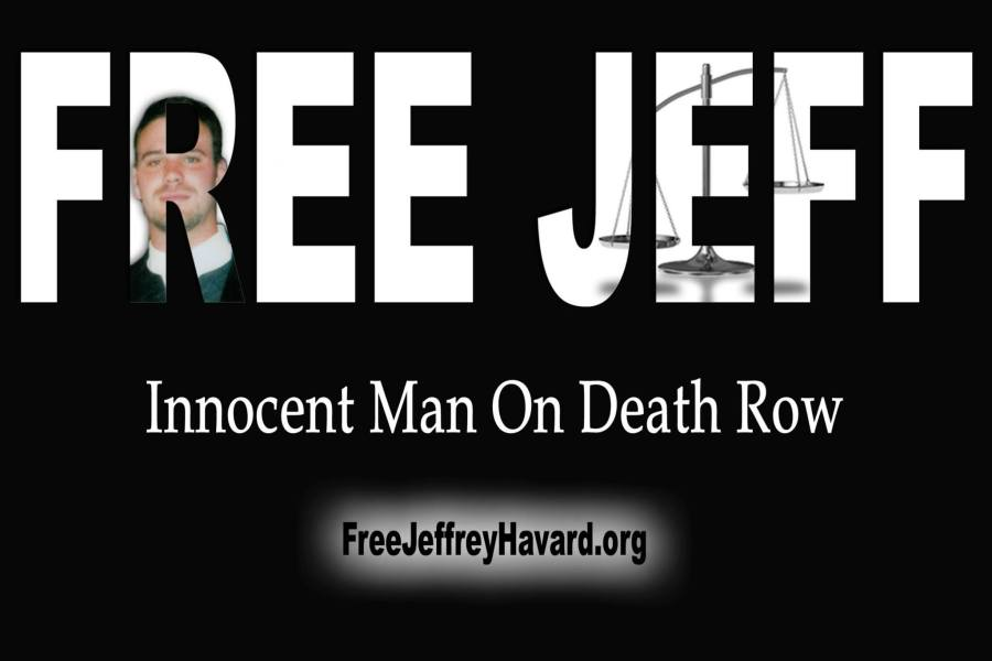 Free Jeffrey Havard | https://savejeffhavard.wordpress.com