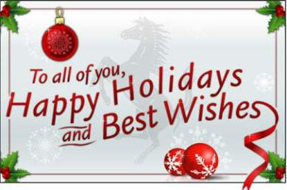Save Jeff Havard | Happy Holidays from Jeffrey Havard!